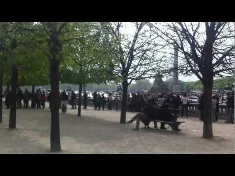 File d'attente - Le Jeu de Paume (Paris)