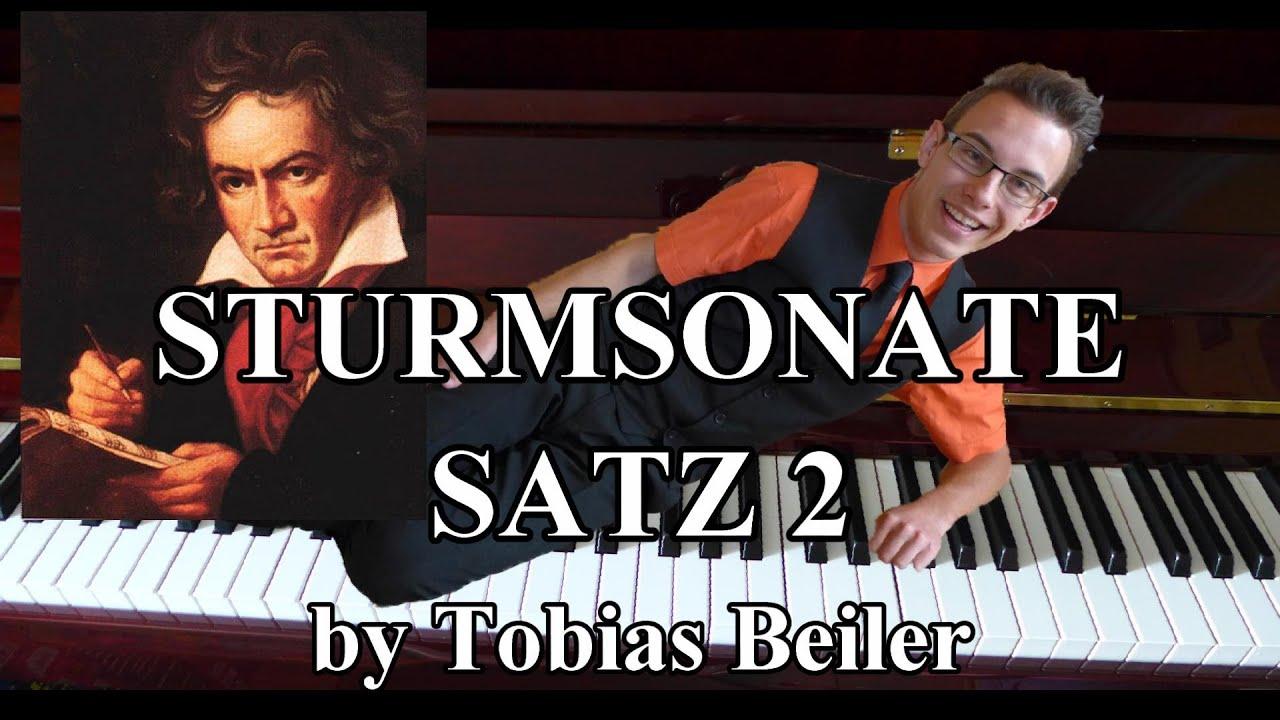 Sturmsonate Beethoven