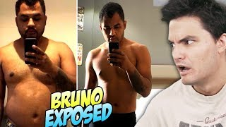 EXPOSED DO BRUNO CORREA, por Felipe Neto