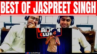 Pakistani Reaction To | Stupid Log,Alcohol aur Gaaliyan _ Jaspreet Singh Stand-Up Comedy | REACTION