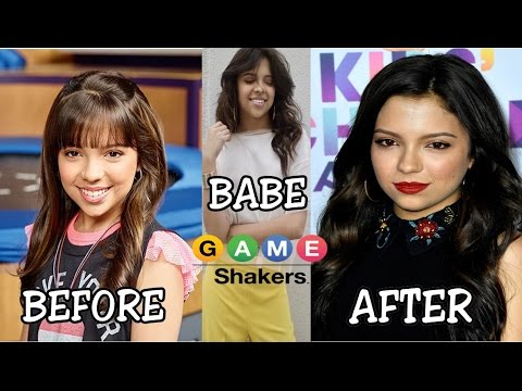 Game Shakers Before And After 2017 -  Serie Tv Nickelodeon
