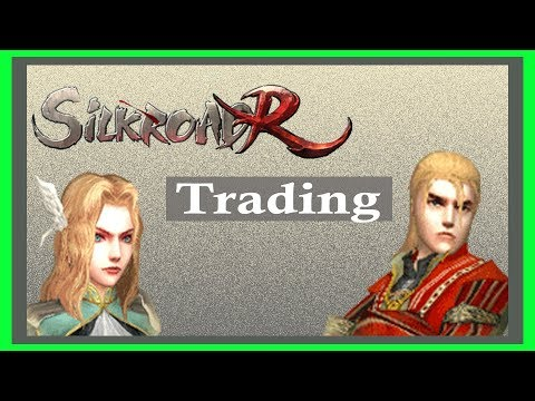 Silkroad-R Tutorial #6 Job Trade (German)
