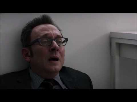 Person of Interest  The Machine saves Finch 05x12
