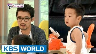 Twins' House - A novice daddy, Ahn JaeWook (Ep.91 | 2015.08.23)
