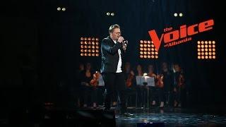 Shpend Hysaj – Make it rain – Netët Live – The Voice of Albania 6