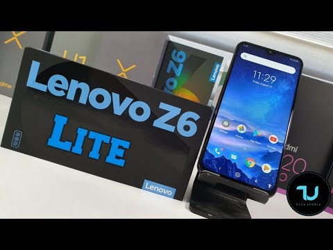 Lenovo Z6 Lite Unboxing/Hands on test! Camera/Antutu/PUBG Gameplay Snapdragon 710/youth edition