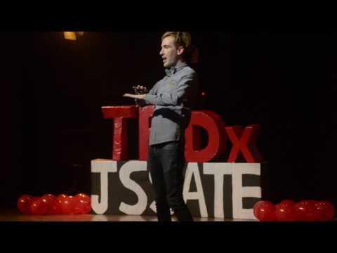 A Bollywood Journey | Steven Baker | TEDxJSSATE