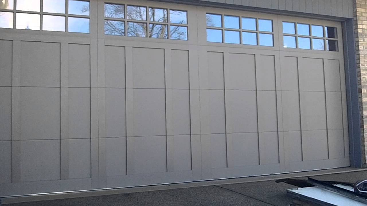 A Chi 5632 Garage Door In Downers Grove Il 60515 We