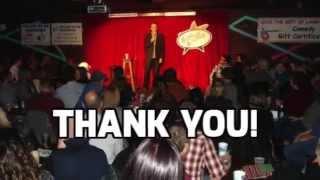 TOUR COMEDY CABARET COMEDY CLUB at POCOS RESTAURANT DOYLESTOWN PA