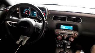 2010 Camaro 5gen LED interior RGB dash board light