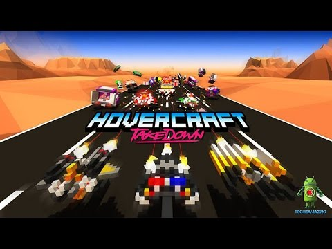 Hovercraft: Takedown (iOS/Android) Gameplay HD