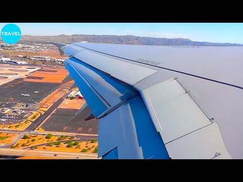 American Airlines A321 Sunny Takeoff from Phoenix Sky Harbor Airport!