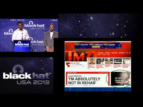 Black Hat USA 2013 - Million Browser Botnet