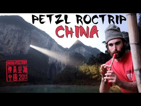Petzl Roctrip China - Official movie