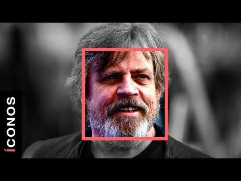 Mark Hamill lleva el peso de ser Luke Skywalker