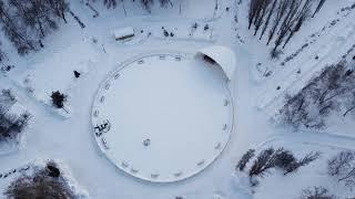 Балаково, 11 января 2021 года, DJI Mini 2
