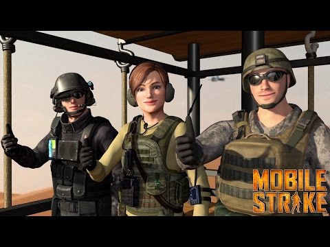 Mobile Strike: Fight For Your Alliance