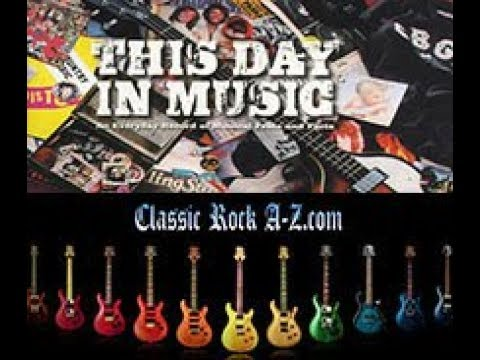 This Day In Music History August 17