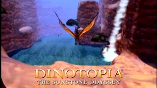 Hmm... Dinotopia: The Sunstone Odyssey