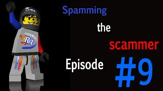 Spamming the Scammer - Episode #9