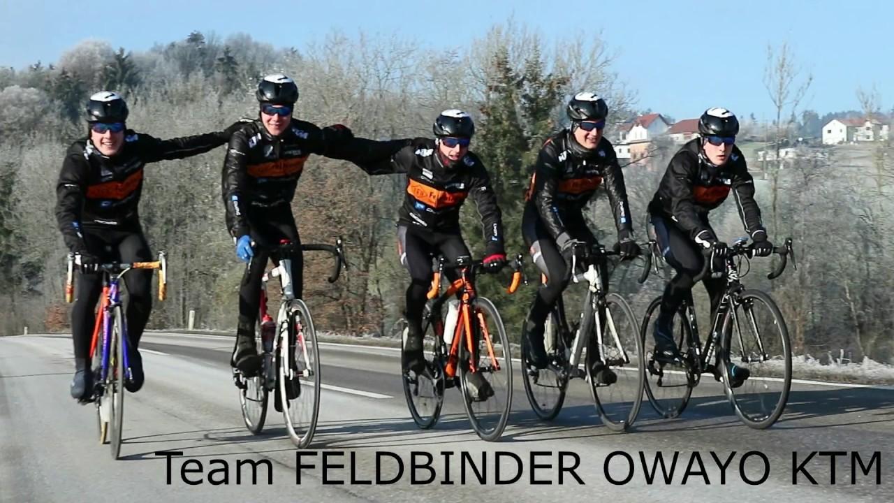 Team FELDBINDER OWAYO KTM Teamtraining 161231