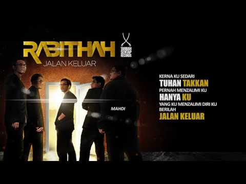 Rabithah - Jalan Keluar (Official Lyric Video)