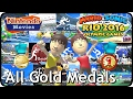 Mario and Sonic at the Rio 2016 Olympic Games - All Gold Medals (multiplayer)