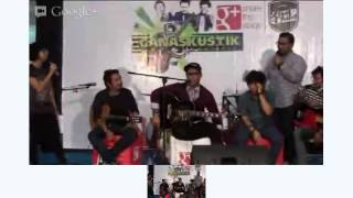 Hangout On Air with LAST CHILD live from Ganaskustik