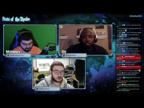 State of the Realm #110 - Patch 3.56 Spoilercast