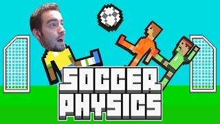 MELHOR JOGO DE SEMPRE! - Soccer Physics