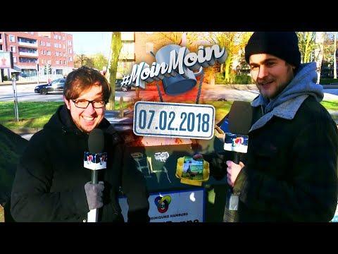 Altglas, Papier und Reisepass-Fotos machen | MoinMoin mit Andreas und Fabian