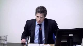 Leveson Inquiry: Hugh Grant Lays Into The Mail On Sunday thumbnail