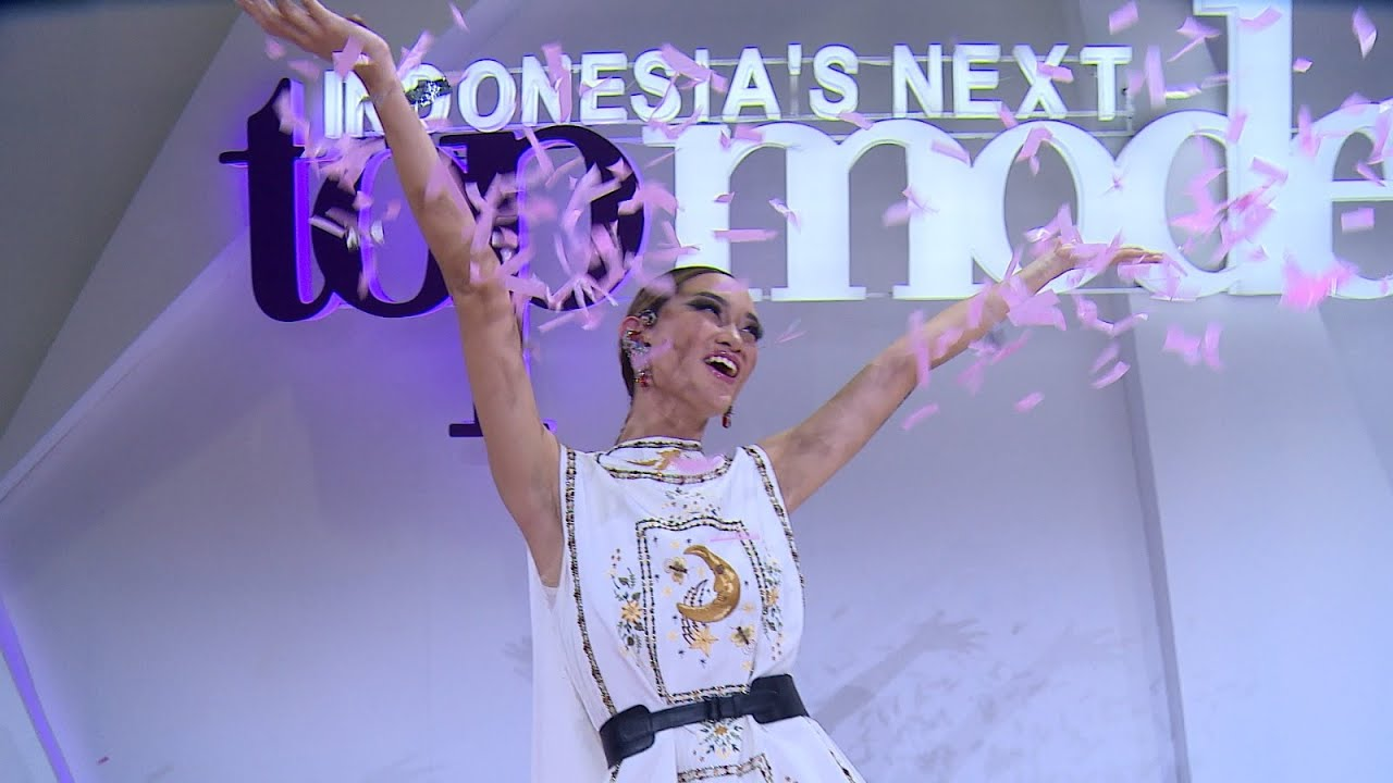 EXTENDED FINAL INDONESIA'S NEXT TOP MODEL