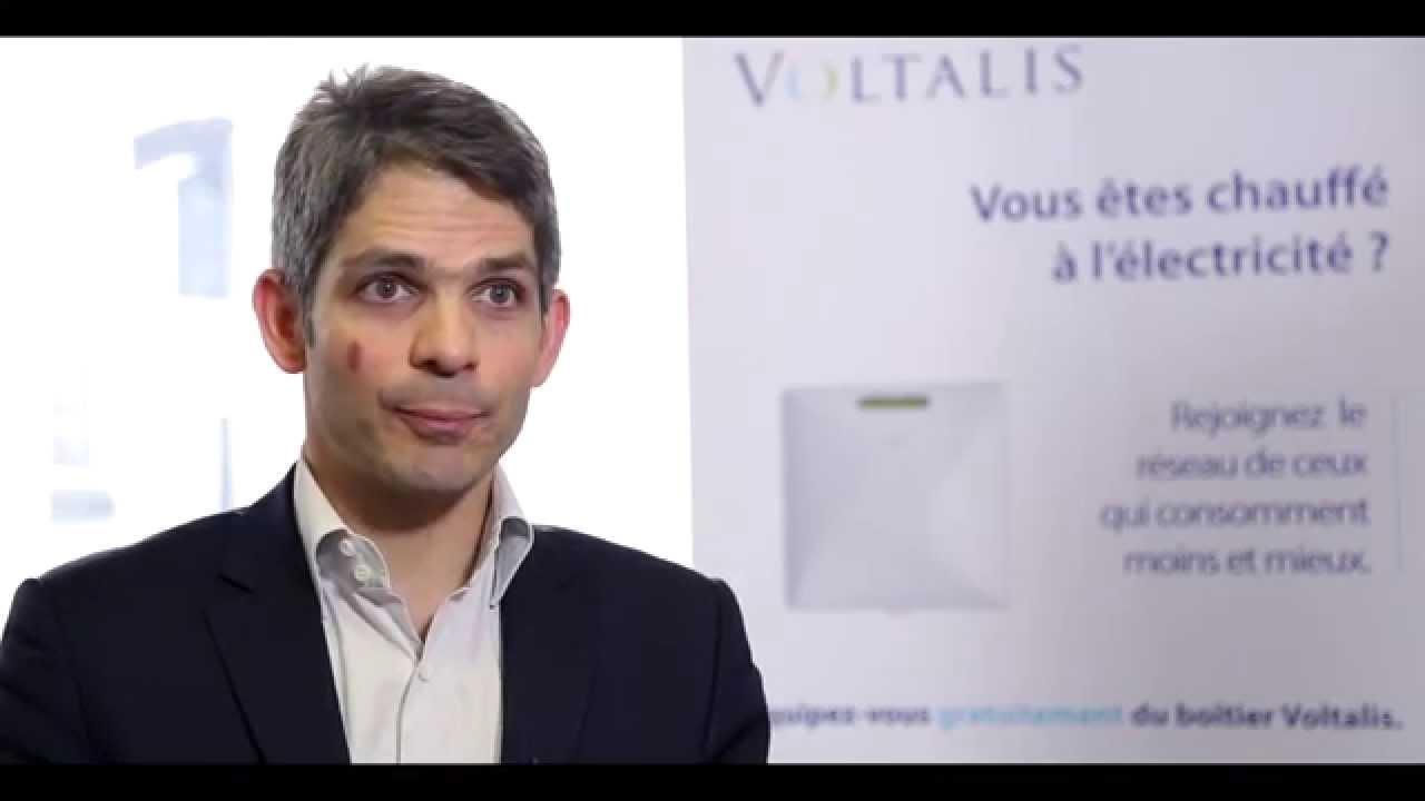 Interview de Mathieu Bineau, Directeur Général Délégué, VOLTALIS
