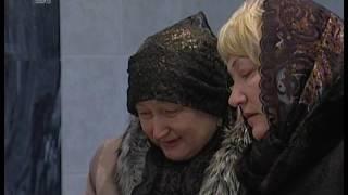 Челябинцы простились с тремя девушками, погибшими в машине такси