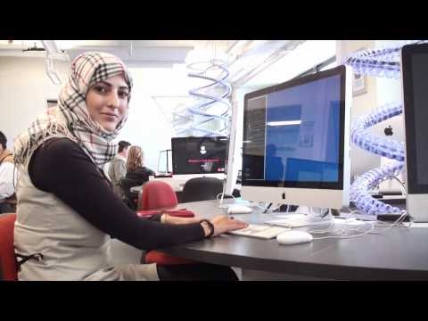Arwa Alhamad - RMIT graduate from the School of Computer Science and IT