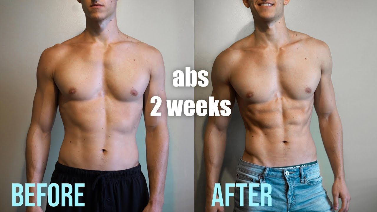 Abs In 2 Weeks 8 Minute Ab Workout Youtube