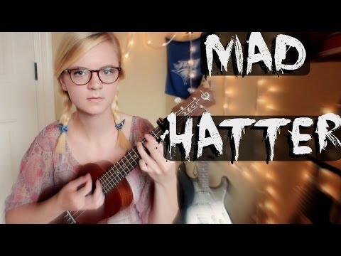 Mad Hatter - Melanie Martinez | Ukulele cover + EASY CHORDS