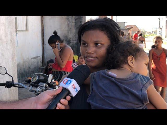 INCÊNDIO COM BOTIJÃO DE GÁS NO BAIRRO NOVO ITAMBÉ, FAMÍLIA PRECISA DE AJUDA