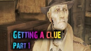 FALLOUT 4   Getting a Clue Pt 1 Lets Find Kellogg!