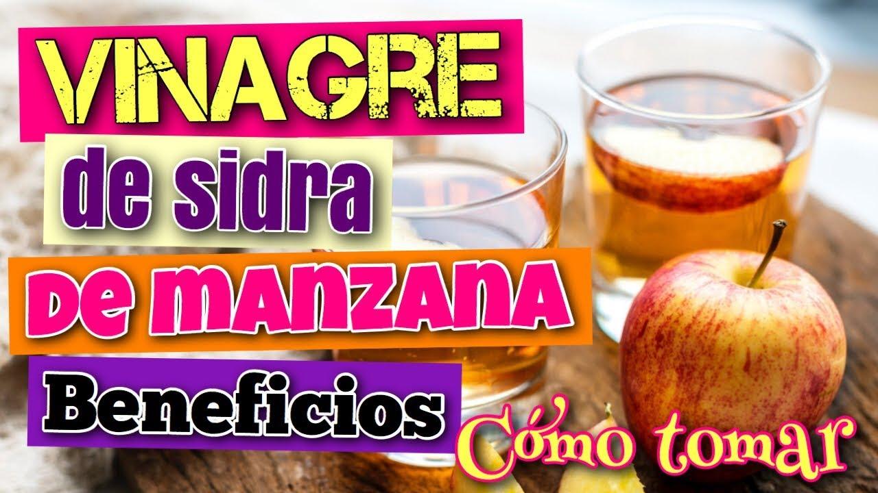 Como preparar el vinagre de manzana para adelgazar