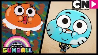 Gumball | Los Orígenes De La Parte 1 | Cartoon Network