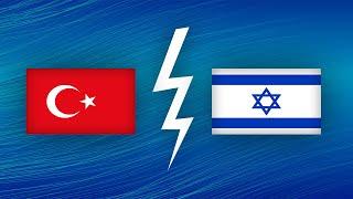 Türkiye vs İsrail Savaşsaydı? (TEK PARÇA) (ft. KKTC vs GKRY)