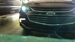 2016 Malibu 2.0 Premier - Headlights and DRLs