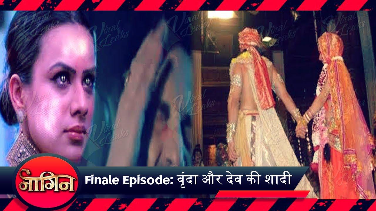 Nia Sharma बनीं दुल्हन, Naagin 4 के सेट से Actress की Photos Viral