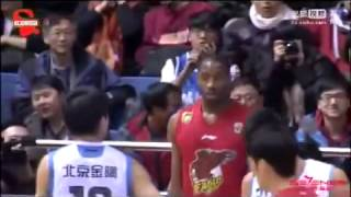 (2012) McGrady (37pts) elbows Chinese player (7game losing streak)