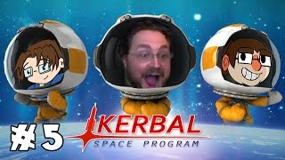 SUPER BORING EPISODE FUN TIME | Kerbal Space Program: Career Mode | Ep. 5