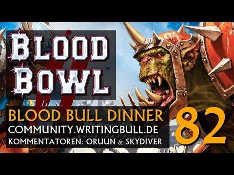 Blood Bowl 2 im Multiplayer: Blood Bull Dinner (82) [deutsch]