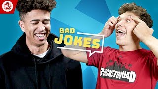 Jesser, Kristopher London, & 2HYPE Tell BAD Jokes!