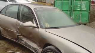 2002 Buick Regal Auto Parts Inventory Standard Auto Wreckers CP001